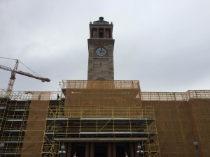 Newcastle City Hall Restoration Project